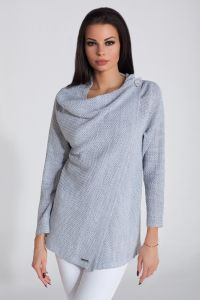 Sweter Damski Model F276 Grey