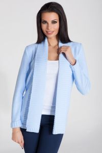 Sweter Damski Model F267 Sky Blue