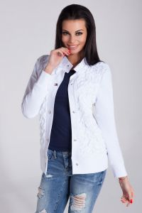 Marynarka Model F262 White
